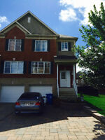 Brossard sector C semi-detached house for rent with central air