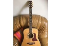 A REAL TOP NOTCH ALL SOLID WOOD TANGLEWOOD ACOUSTIC