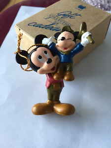 FIGURINE DE COLLECTION DE DISNEY - COLLECTION CADEAU AVON NEUF