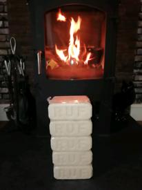 Eco Fire logs 🔥 bulk discount briquettes