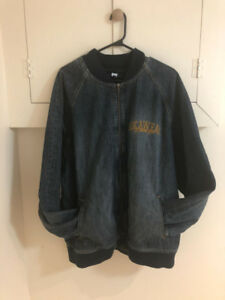 Men's Denim Rocawear jacket