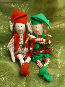 Christmas Elves - wholesale priced, triple investment