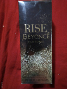 sealed brand new Beyonce Rise perfume