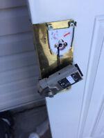 Keypad Deadbolt locks installations, Electronic Entry Door Deadb