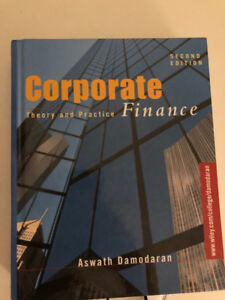 Corporate Theory and practice finance