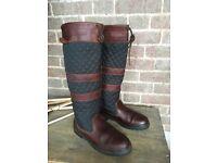 Dubarry Gortex Boots