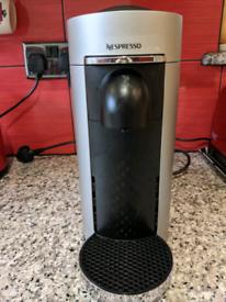 Nespresso Magimix Vertuo Silver plus pods RRP£100