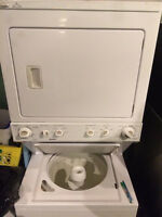 KENMORE stackable washer & dryer