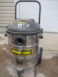 Commercial Shop Vac 6HP