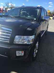 2010 Infiniti QX56 Leather SUV, Crossover