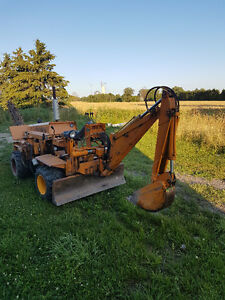 CASE DITCH WITCH