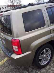 2007 Jeep Patriot Sport  4x4   CERTIFIED  E TESTED Kitchener / Waterloo Kitchener Area image 7