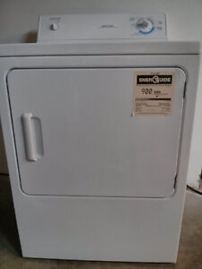 electric dryer Moffat