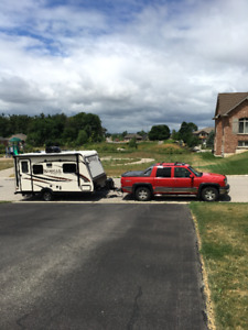 2016 Hybrid Trailer with Truck (optional)