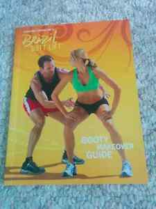 Brazil Butt Lift home exercise DVDs with strength band Kitchener / Waterloo Kitchener Area image 5