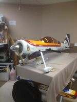 Rc airplane lot.