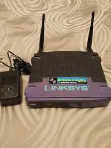 Linksys DD-WRT 2.4 GHZ dual band router