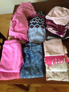 Girls spring/fall clothes lot - size 3T - Great condition