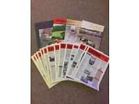Job lot various car magazines Ferrari, Aston
