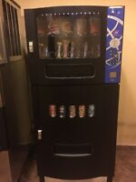 Seaga hf2500 Vending machine for sale