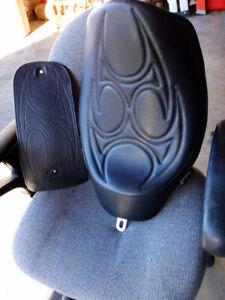 CALIFORNIA CUSTOMS SEAT