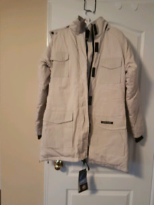 women size large Canada Goose winter jacket