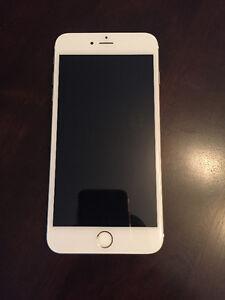 iphone 6 plus 64g white/gold Cambridge Kitchener Area image 3