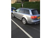 A4 avant 2.0tdi sline special edition