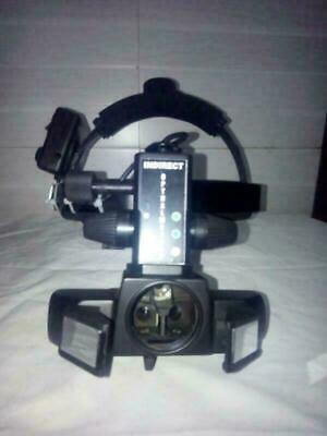 Binocular Indirect Ophthalmoscope With Lens For Ophthalmology Optometry