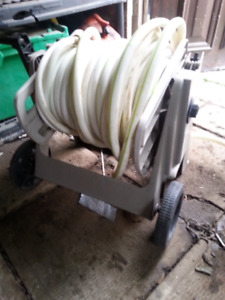 Hose 100' and reel 30$ jimmy514 781-4126