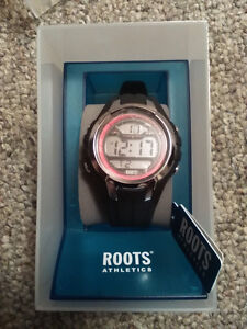BRAND NEW WATCH WITH TAGS/BOX - NEVER WORN