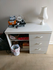 Desk/ dressing table