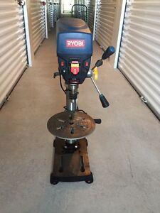 RYOBI DP121L 12 inch DRILL PRESS with LASER Stratford Kitchener Area image 1