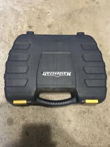 Mastercraft Electric 1/2 drive impact wrench
