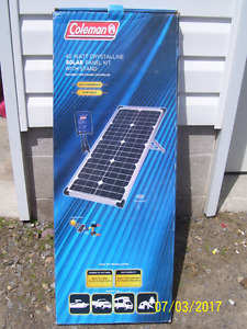 40 Watt Chrystalline Solar Panel