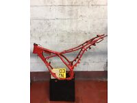 APRILIA RX MX 50CC FRAME AND PLATE ALSO PARTS AVAILABLE