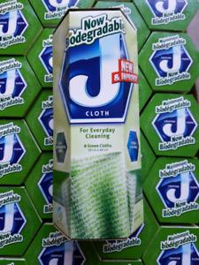 Case of j cloth towels
