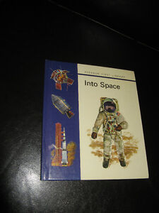 Into Space - RYERSON FIRST LIBRARY - 1971 early reader