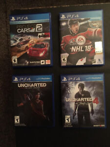 PS4 Games for sale IN YORKTON