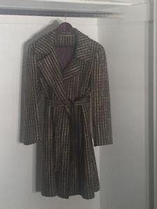 Manteau de laine - Femme