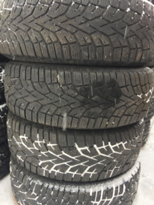 225 65 17 Winter tires for sale.