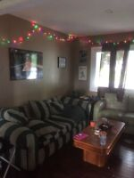 Great 4 bedroom house next to STU/UNB