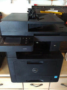 Dell - 2375dnf - BW Laser MFP - excellent shape