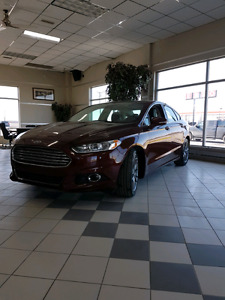 2016 FORD FUSION AWD FULLY LOADED