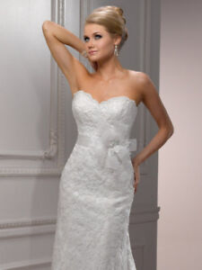 "Maggie Sottero Wedding Dress ""Lorie"""