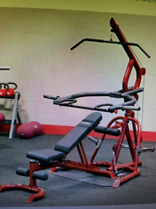 Powertec or body solid leverage home gym wanted