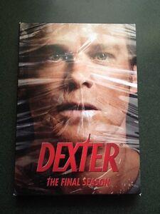 Dexter the final season dvd