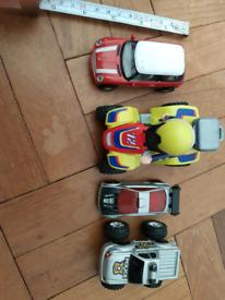Pullback Cars £1 each