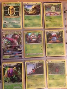 5$ chaque ou 260 cartes Pokémon pour 80$