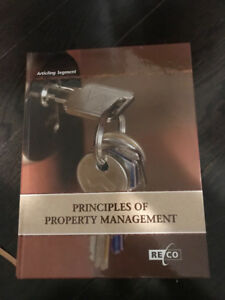 Principles of Property Management Real Estate Textbook